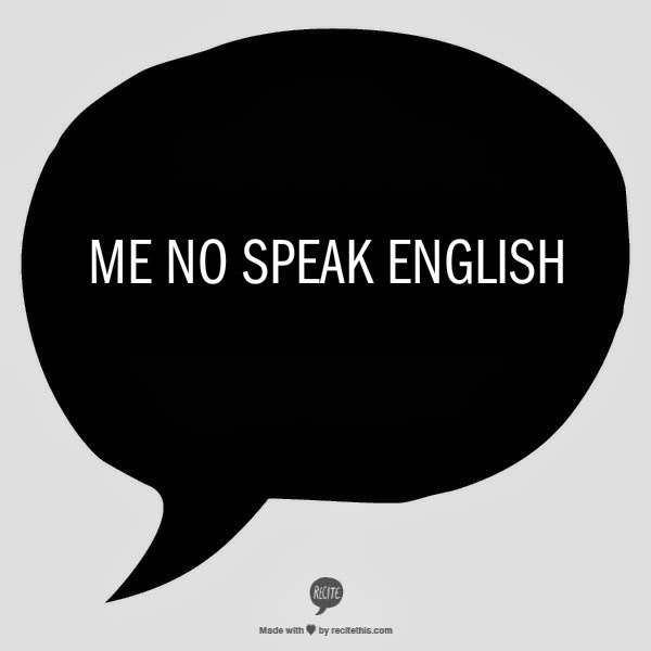 Why Do Spanish Speakers Answer Me In English?