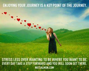 Enjoy the journey image
