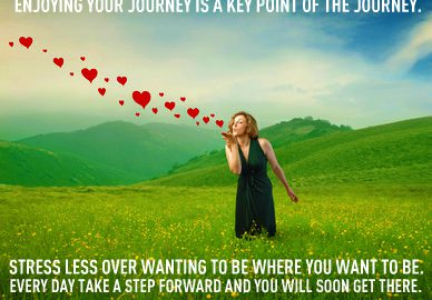 Enjoy the journey image