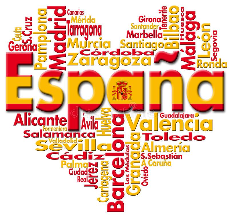 I heart Espania