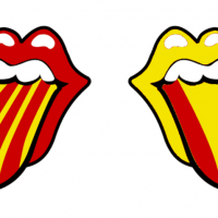 two tongues catalan and spanish