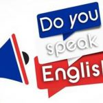 loudspeaker that says do you speak english