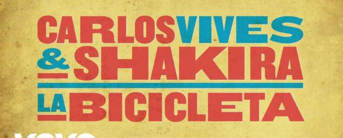 La Bicicleta song