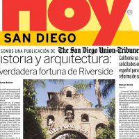 newspaper Hoy San Diego