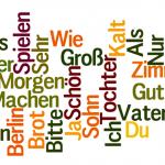 words in german