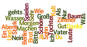 words in german