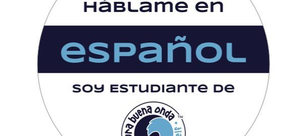 boton por favor hablame en espanol