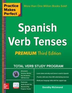 book Spanish Verb Tenses