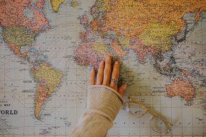 mapa / map